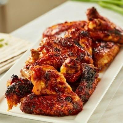 3 Ingredient Chicken Wings
