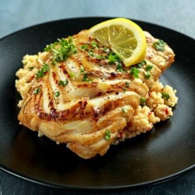Easiest Miso Glazed Cod