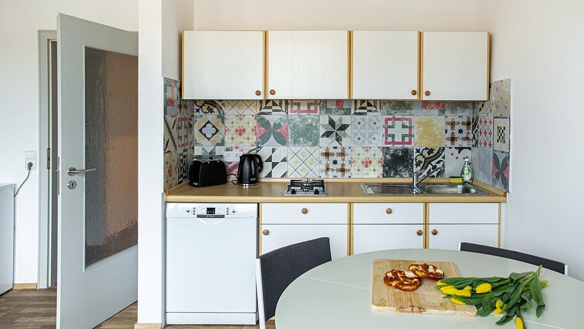 Apartment Stockach A7 Küche