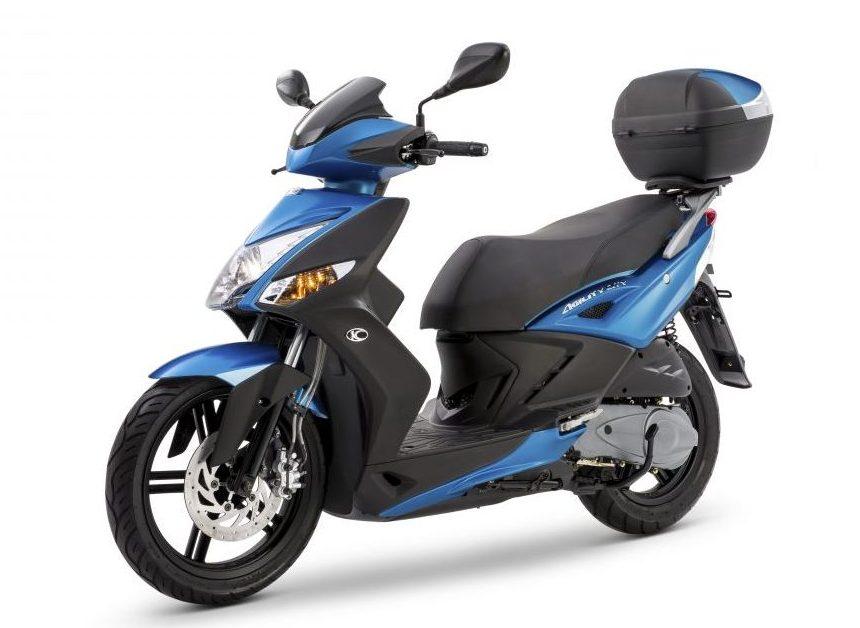 Motocicleta Kymco Agility City 125