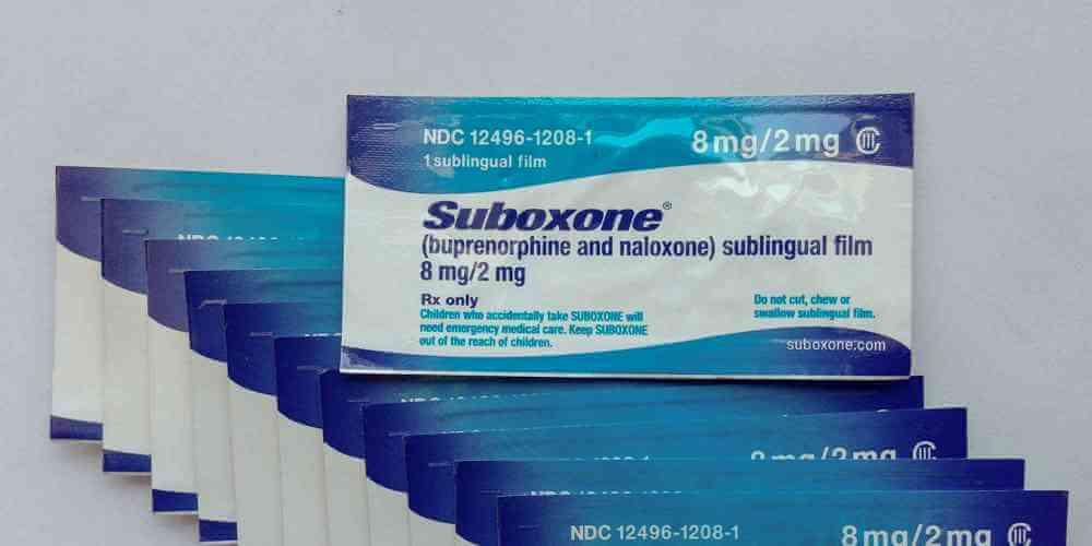 Suboxone (buprenorphine and naloxone)