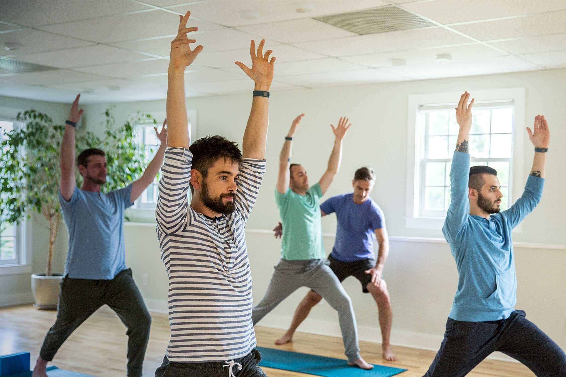mountainside campus group yoga