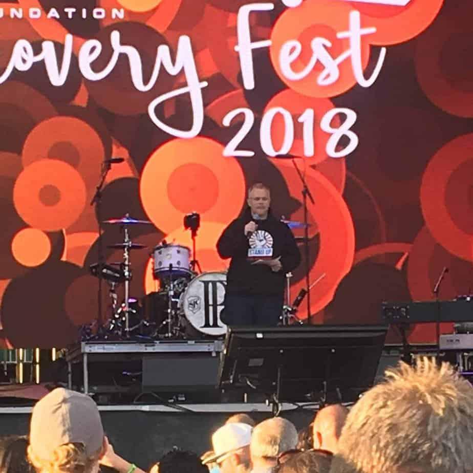 Recovery Fest alumni fest 2018