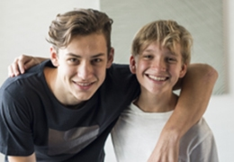 Teen-Brothers