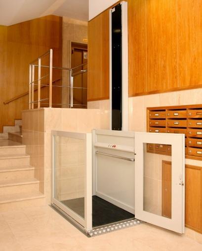 Plataforma elevadora EVP-1