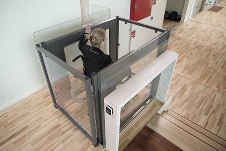 Plataforma elevadora EVP-EASY