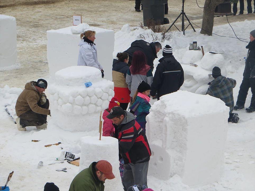 Municipalité de Ferme-Neuve - Carnaval