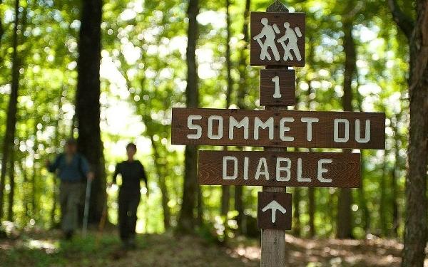 Municipalité de Ferme-Neuve - Parc de la Montagne du Diable