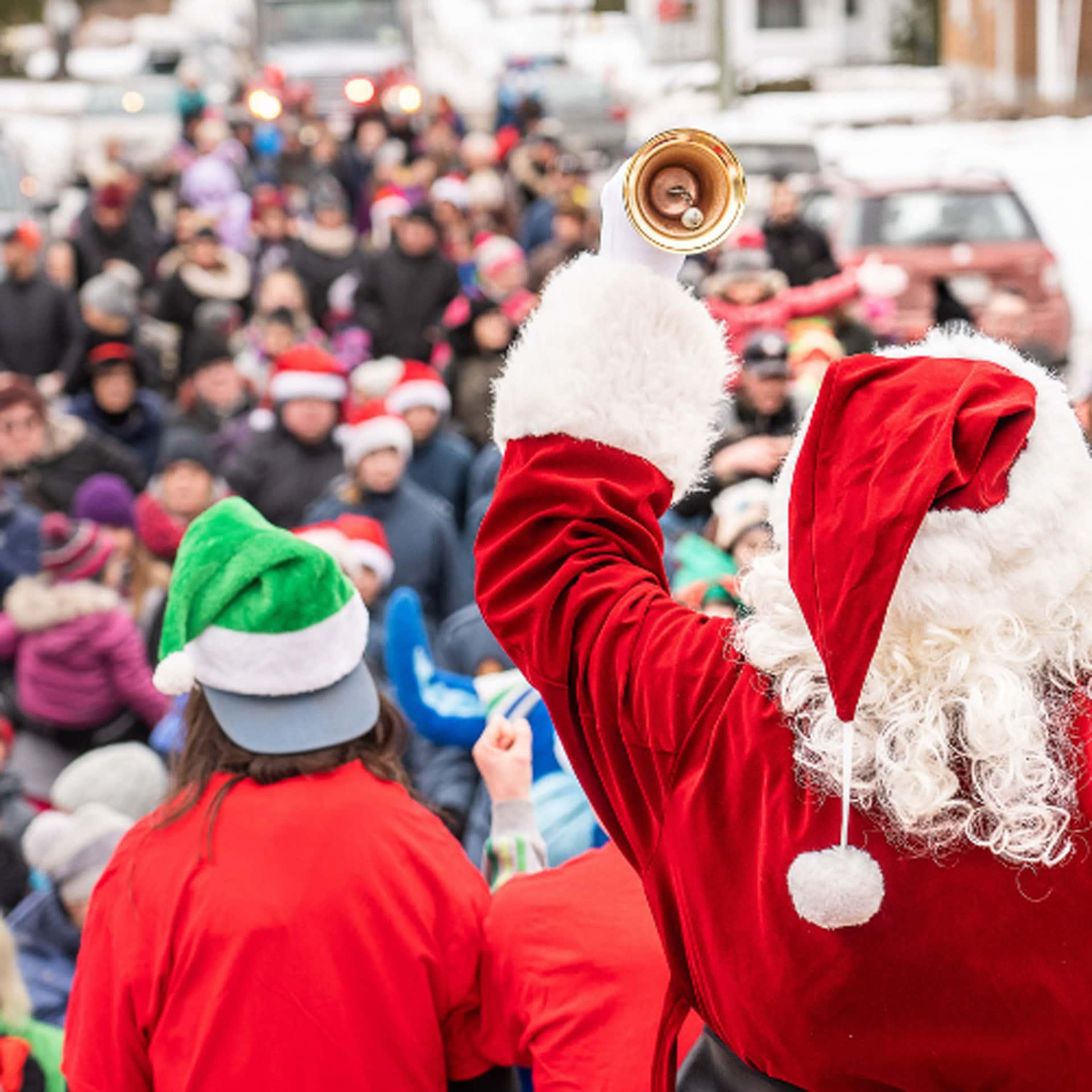 Municipalité de Ferme-Neuve - Noël
