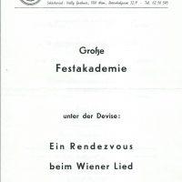 Haus der Begegnung 25.11.1984 – 1