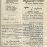 Hausfrauen-Magazin Datum unbekannt – 1 – 2