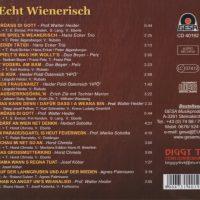Echt Wienerisch – 3