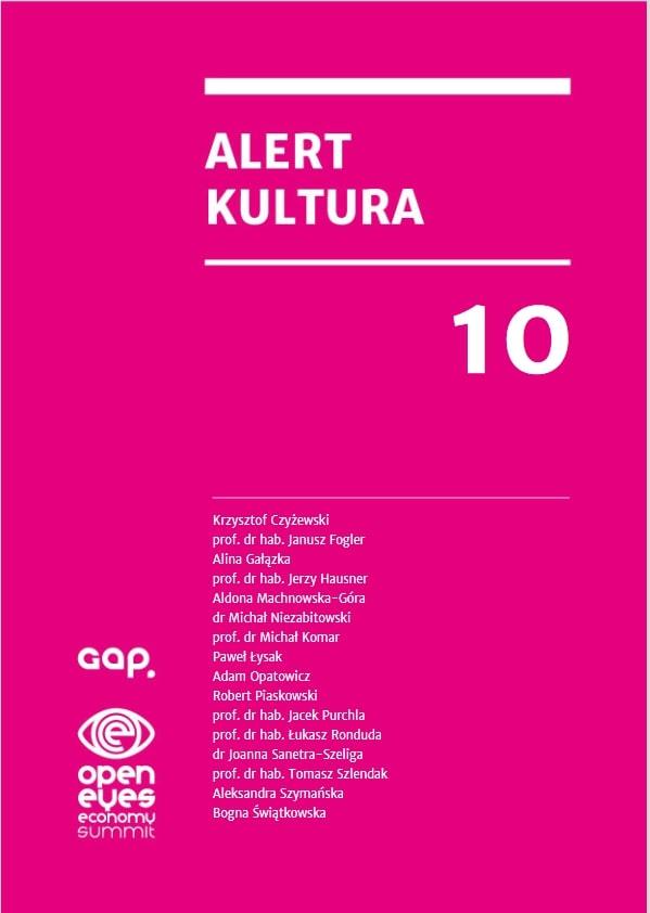 Raport Kultura 22.10.2020