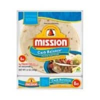 Mission Tortillas carb balance 8ct