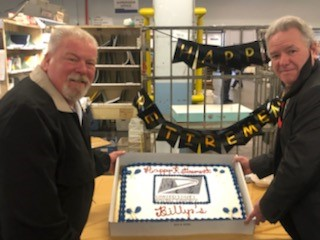 Billy-and-Jerry-admiring-the-retirement-cake