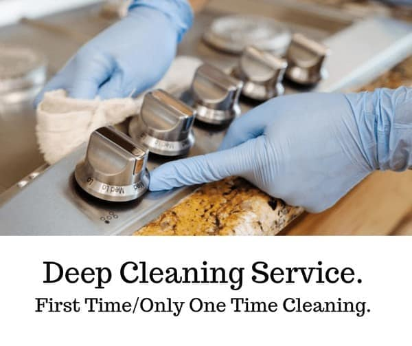 Home Deep Cleaning.