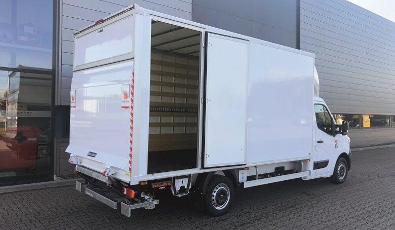 Renault Master – Red Edition – 145 pk Euro 6 Citybox met laadklep vol