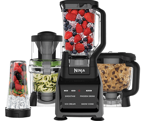 image of the Ninja CT682SP Intelli-Sense Kitchen System with Auto-Spiralizer - Complete System