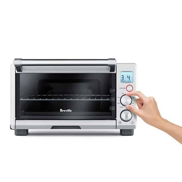 Breville BOV650XL Compact Smart Oven In Use