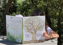 """Fall In Love With Trees with Inspirational """"Tree Beings"""" Kids Book"""