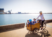 Transport Your Kids and More in a Tribe Cargo Bike