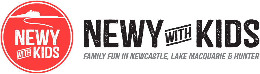 Newy with Kids