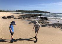 Visit Moonee Beach near Catherine Hill Bay for a Coastal Paradise