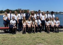 """Merewether High Students Aim To Break National Fundraising Record for """"World's Greatest Shave"""""""