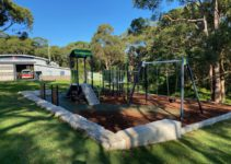 New Playground at St John's Memorial Park in Tingira Heights