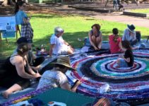 Upcycling in the Park: Free Drop In Workshops for Families