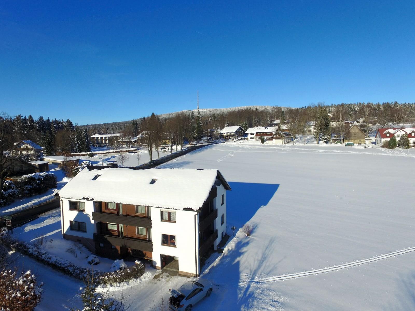 Winter Gästehaus Ney in Fleckl