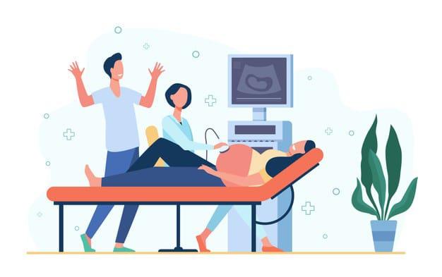 Tim thai bắt đầu xuất hiện tuần thứ mấy của thai kỳ