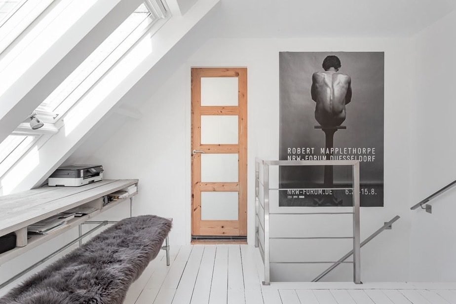 Interieurfotografie Overloop woonboerderij