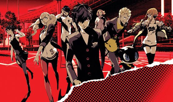 Persona 5 the Animation Sub Indo : Episode 1 – 26 (End)