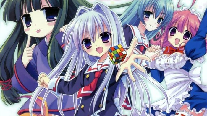 C3 BD Sub Indo : Episode 1 – 12 (End) + OVA