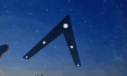 El avistamiento OVNI mas extraño