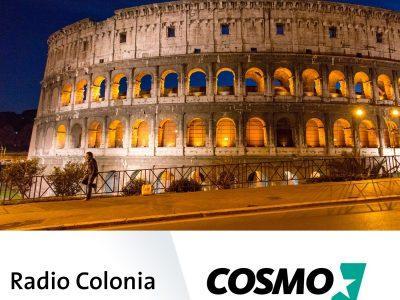 Un'intervista aPaolo Di Paolo in onda su COSMO – Radio Colonia