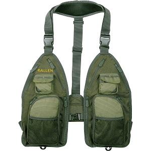 9. Allen Gallatin Ultra Light Strap Pack Fishing Vest