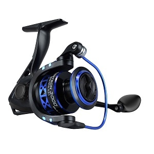 7. KastKing Summer and Centron Spinning Reels Spinning Fishing Reel.