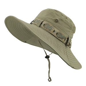 1. Lethmik Fishing Sun boonie hat Sumemr UV Protection Cap