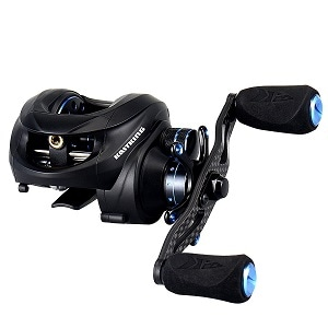 2. New casting Assassin Carbon Baitcasting Reel.