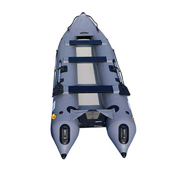 10. BRIS 14.1ft Inflatable Boat Inflatable Kayak