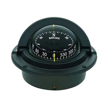 7. Ritchie F-83 VOYAGER FLUSH MOUNT COMPASS