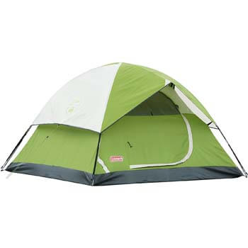 2: Coleman Dome Tent for Camping | Sundome Tent with Easy Setup