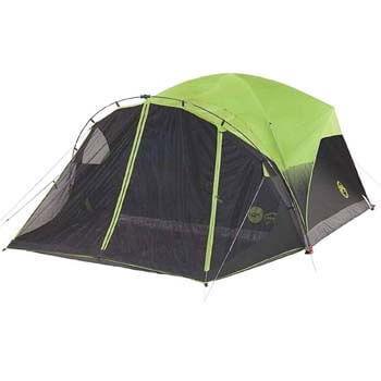 6: Coleman Carlsbad Tent with Screen Room