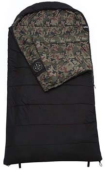 5: Tough Outdoors the Colossal Winter Double Sleeping Bag