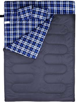 8: BESTEAM Sleeping Bag, Cool & Cold Weather