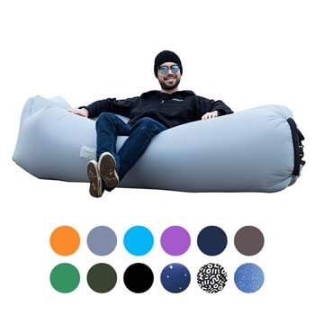 7: ORSEN Inflatable Lounger Portable Hammock Air Sofa
