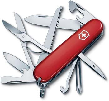 10. Victorinox Swiss Army Multi-Tool, Fieldmaster Pocket Knife