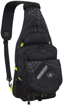 10. SpiderWire Sling Fishing Backpack, 15-Liter